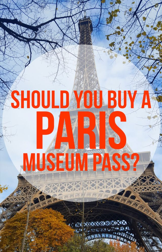 Find out the pros and cons of buying a Paris Museum Pass for your visit to France's capital.