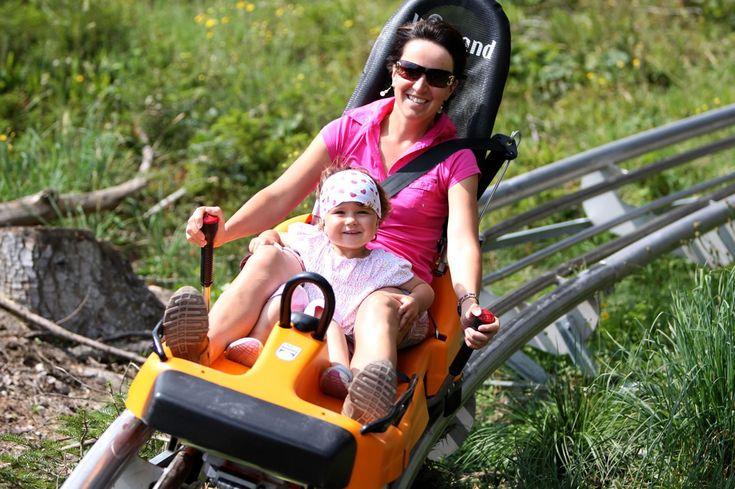 Rittisberg Coaster, Sommerrodelbahn Ramsau