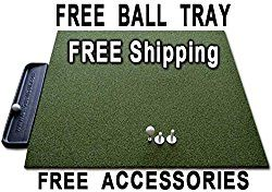 Best Golf Mat 2017 Reviews. In addition to the golf custom, club, tee,... the best golf mat is one of the most useful tools helping the golfers to practice