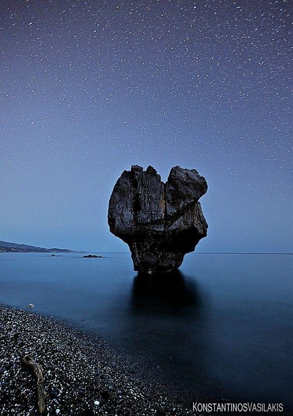 Preveli, Rethymno, Crete, Greece