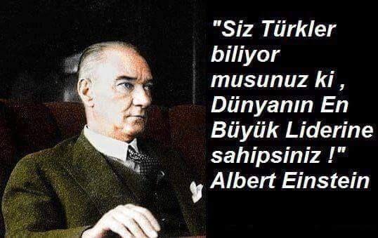 İyi Soru ! Artık Türk Milleti, Baş'ı nın üstüne getireceği Lider'leri Seçmeden önce,Atatürk ve Cumhuriyet Tarihi ve Devrimleri ile ilgili sorgulamalı ve geçmişle rini soruşturmalı. Bunca Yiğit, Nağmertlere peşkeş içinmi öldü
