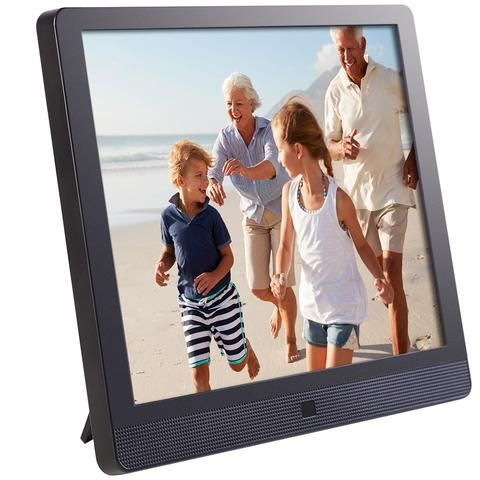 10 Inch High Resolution Ips Cloud Frame With Wi Fi Email Address Web Radio And More In 2020 Digital Picture Frame Digital Photo Frame Best Digital Photo Frame