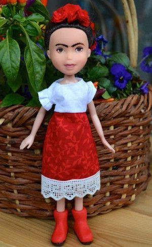 La creatividad de la artista Wendy Tsao lleva a modelos comunes de muñecas Bratz a adquirir la apariencia de célebres mujeres de importancia histórica.