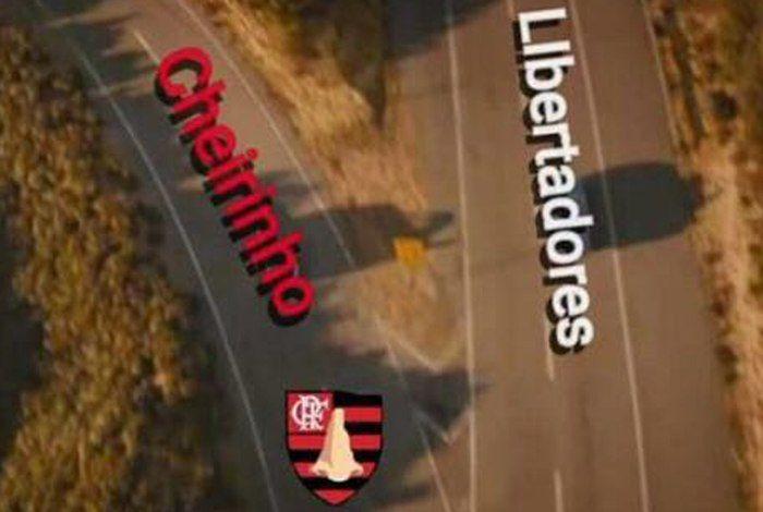 Rivais não perdoam eliminação do Flamengo na Libertadores. Confira os memes! - Esporte - O Dia