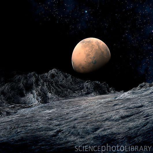 Alien Landscapes Planets | Alien planet, artwork | Science ...
