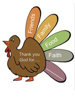 Thanksgiving Bible lesson and activities