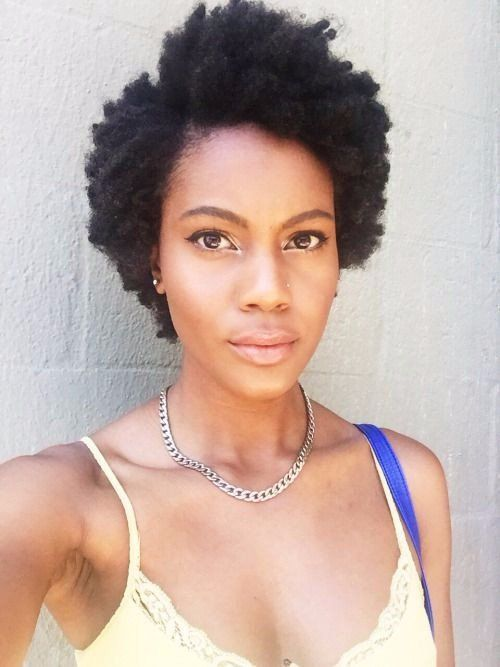 We Are Obsessed With The 4C Natural TWA - 20 Women Who Rock Their TWA Fiercely [Gallery]                                                                                                                                                                                 More