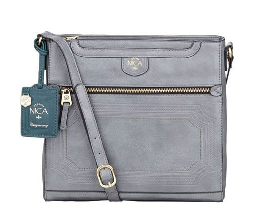 NICA Crossbody Ministry Meeting Bag - Bennett Cards Theocratic Ministry Bags #jwgifts
