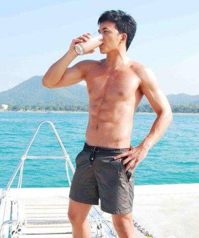 Steven Yoswara // Shirtless // LMen