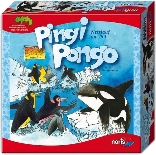 [PnP] NORIS Pingi Pongo (Пинги Понго) 5+ (кинь-двинь)