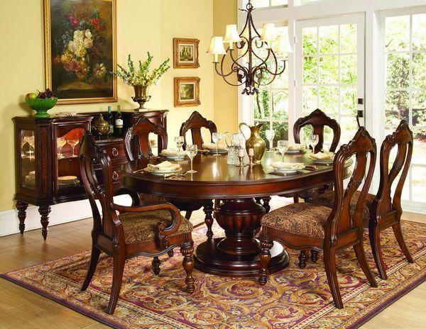 Delightful Royal Highness Dining Room Furniture Set