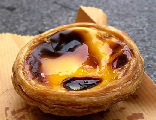 The Four Seasons Traditional Portugese Custard Tarts