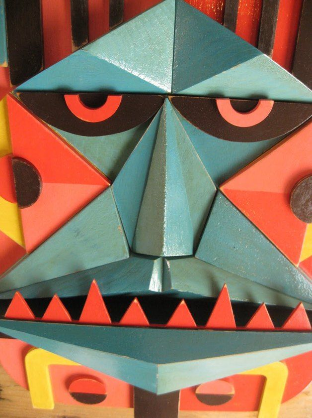 Arts & Design: 3D Ceremonial Masks