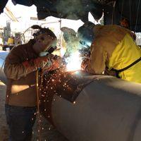 Carbon Steel Welding Inspections