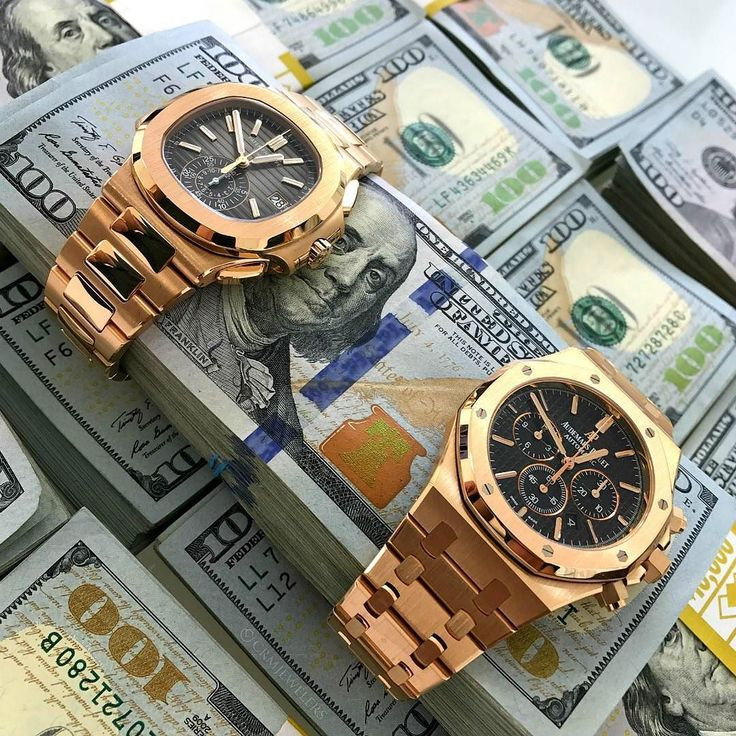 Patek or AP... or a bunch of fing