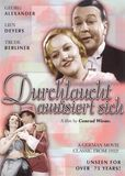 Durchlaucht Amusiert Sich [DVD] [German] [1932]
