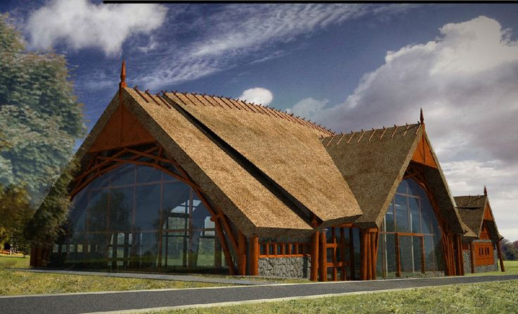 Domy drewniane i inne budynki – projekty łączące tradycjonalizm z nowoczesnością