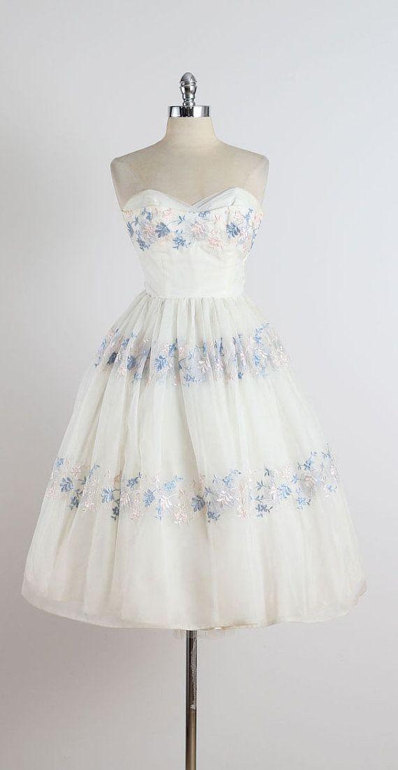Alavda . vintage 1950s dress . vintage by millstreetvintage