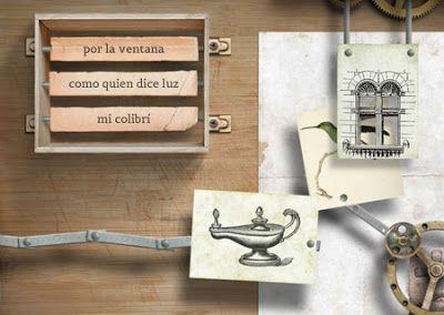 App para escribir poemas | PaLaBraS  AzuLeS