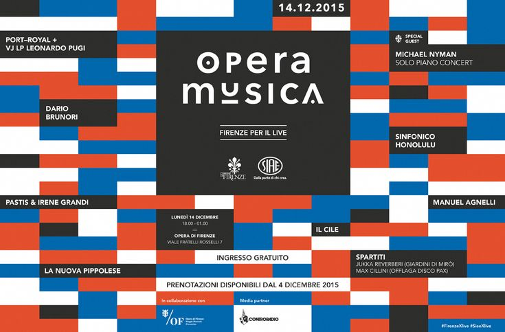 Opera musica on Behance