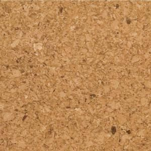 lisbon natural 12 in thick x in wide x in length cork flooring sq ft case tan