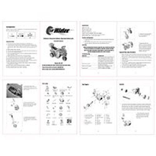 Lil' Rider 3 Wheel Battery Powered FX Sport Bike //Price: $47 & FREE Shipping //