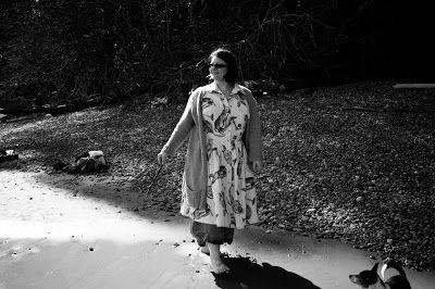 Angela Menzies Art: Brave Little Rabbit Goes To The Beach
