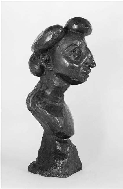 Henri Matisse, Jeannette, c. 1900, Bronze, Matisse Museum, Nice, France