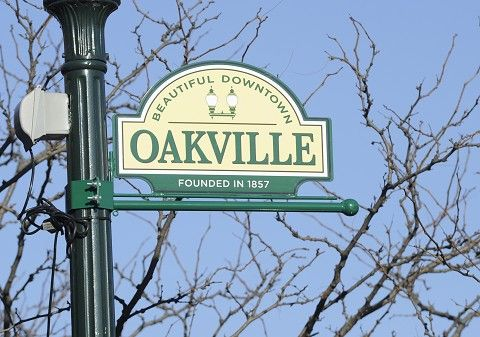 Downtown Oakville