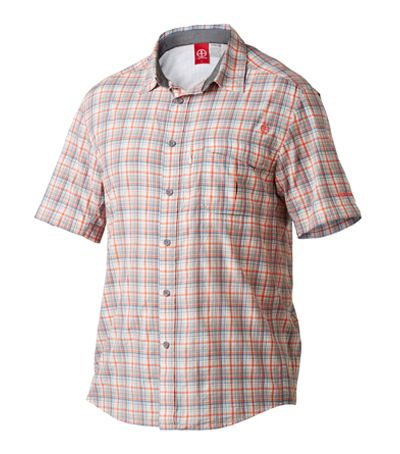 Vigilante - Middleborough Short Sleeve - The SILVER IONS in this colourful yarn dyed fabric make for an odour free trek in a super light feel. Mesh venting keeps the air circulating while a zippered chest pocket adds convenience. The new soft touch nylon gives this shirt the softness of cotton but made to perform.  http://www.vigilante.com.au/product-details.php?product_id=244&q=middl&by=product