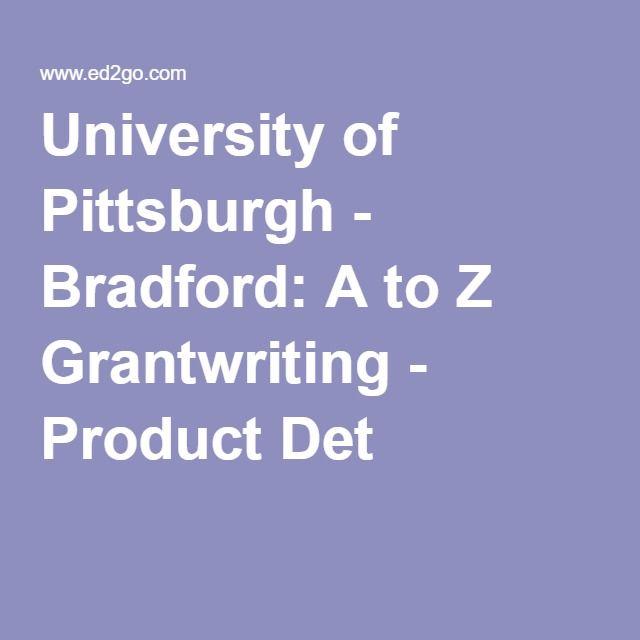 University of pittsburgh essay