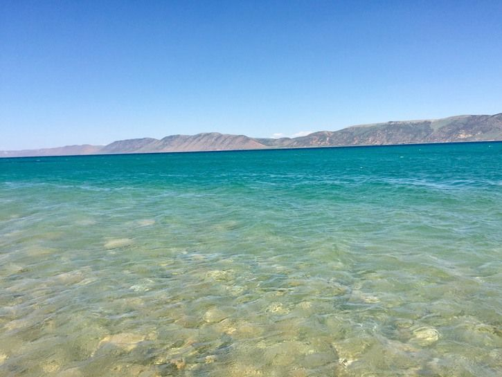 Bear Lake The Caribbean Of The Rockies Utah Lakes Utah
