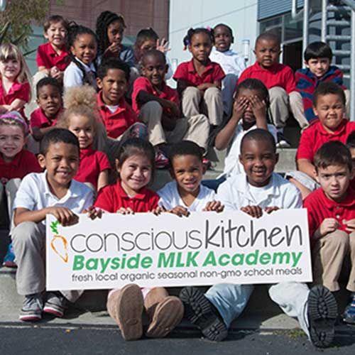 "First Organic, GMO-free school lunch program results in ""steep"" decrease in discipline"