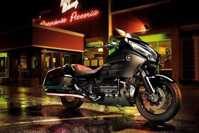 2013 Honda Goldwing
