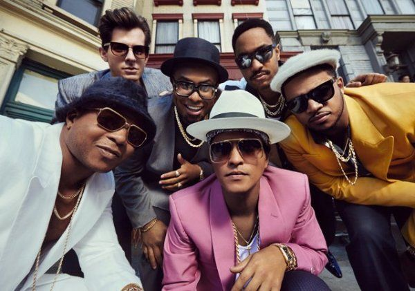 Mark Ronson and Bruno Mars' new song will funk you up!