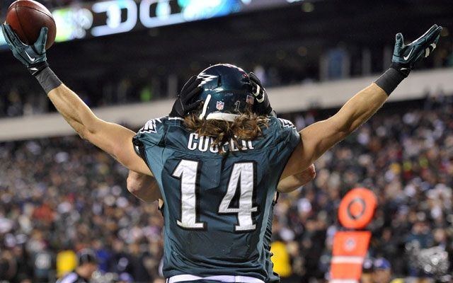 Eagles sign Riley Cooper to five-year deal, Jason Kelce to seven - CBSSPORTS.COM #Eagles, #Riley_Cooper