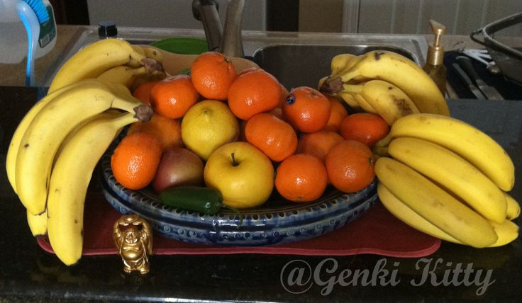 Vegan Grocery Haul in fruit