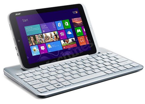 Acer Iconia W3 to be the first 8 inch Windows 8 tablet. Run it with Linux Mint instead.