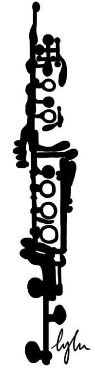 Amazing clarinet design!