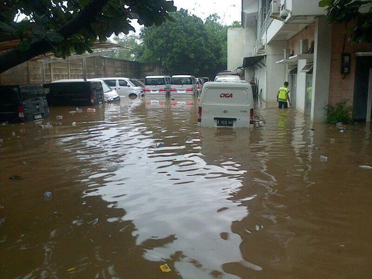 Banjir @ CIGA