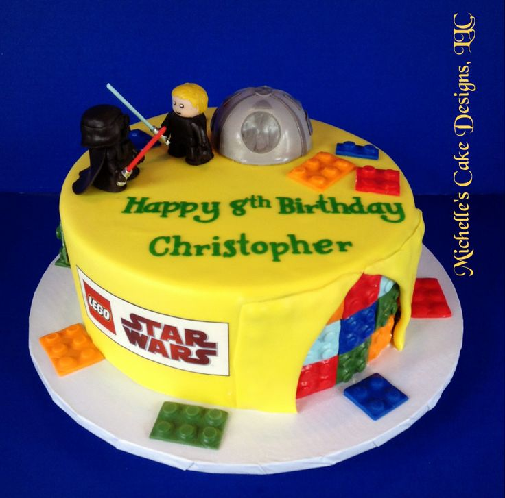 Star Wars Wedding Cake With Sunflowers: 1000+ Images About Cakes We Make On Pinterest