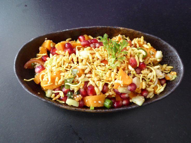 Süßkartoffeln-Granatapfel Salat (http://www.karai.de/rezep…/…/492-kartoffel-granatapfel-salat)
