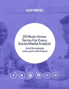 29 Must-Know Terms For Every Social Media Analyst