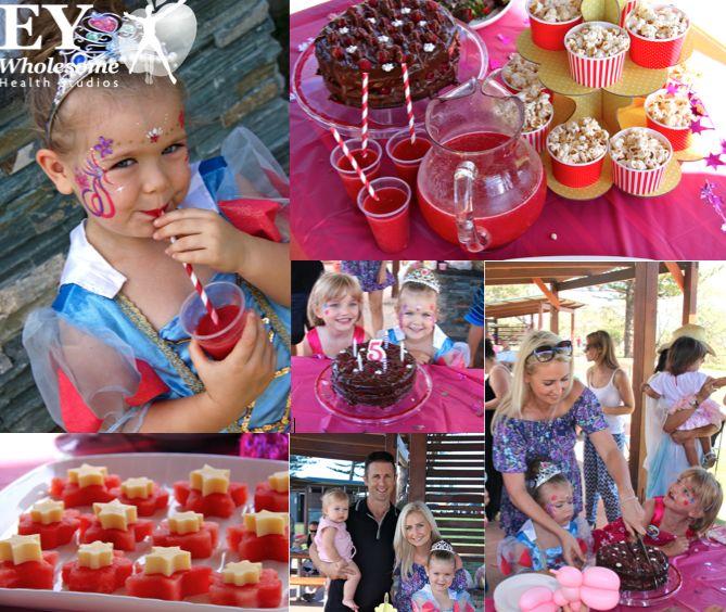 Wholesome Birthday Party @ kirawestwick.com