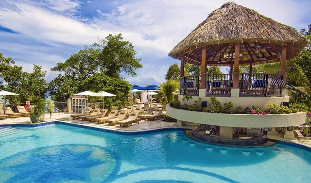 45 best gazebo and backyard ideas images on pinterest - Riviera pool ...