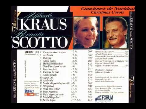 Alfredo Kraus y Renata Scotto - Cantos de Navidad (Villancicos)