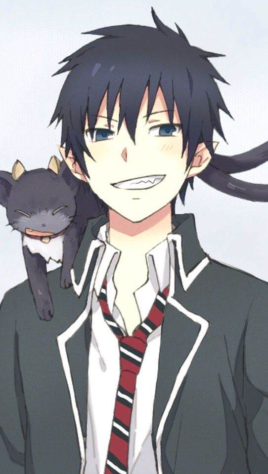 Blue Exorcist.