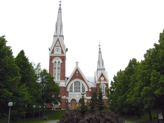 Joensuun luterilainen kirkko