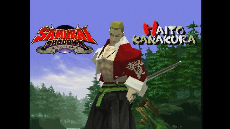 Samurai Shodown: Warriors Rage   Haito Kanakura   Playstation Taking place 20 years after the events of the original games Samurai Shodown: Warrior's Rage has the player take the role of a warrior for hire who must stop an evil gang and rescue Rimururu.  Character: Haito Kanakura storyline:  Haito is a drug addict who works around Ritenkyo's brothels as a free-lancer bodyguard and assassin. He experienced prejudice during his childhood due to the color of his skin and hair. One of the most…