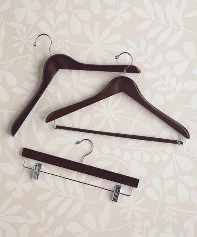Expert tips on choosing the perfect hanger from The Container Store.